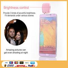 Flash photography selfie flash light pocket flashlight, digital camcorder flashlight