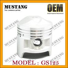 Motorbike Engine Parts for Suzuki Piston GS125cc