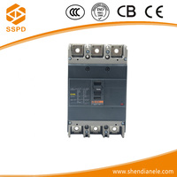 Best brand Approved solar power system 3p 160a Safety Breaker/Electrical Breaker ezc mccb circuit generators