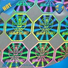 Custom High Quality Tamper Proof Security Hologram Label,3D Laser Hologram Sticker