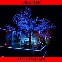 2015 10M 100 Led String Light For Decoration Christmas Xmas party Wedding