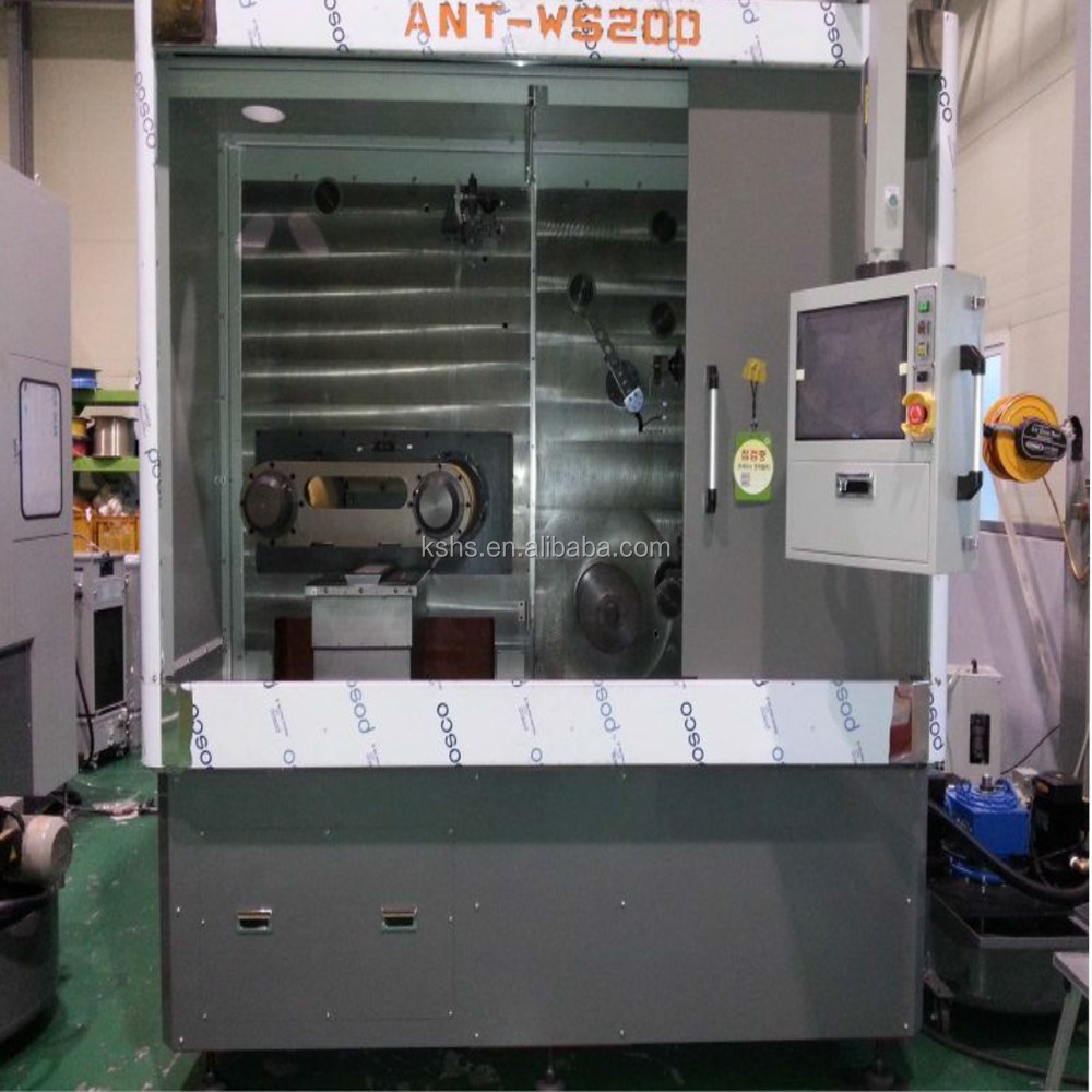 Kshs Ant-ws4/5 China Made Easy Operation Slurry Edm Wire Saw Machine ...