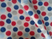 NEW DESIGN 100%polyester polar fleece fabric ,dyed or printing