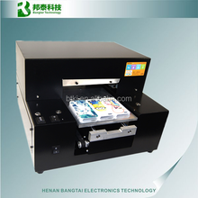 A4 Size free Rip Software T-shirt Flatbed Printer