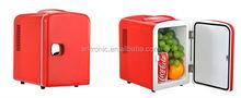 ATC-004 Antronic Portable Mini Fridge Cooler Warmer | Electric Mini Cooler | Table Top Mini Drink Cooler