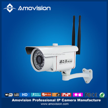 IP Camera] onvif 720p hd day & night waterproof vatop ip camera 720p 4ch all-in-one ip camera qr code poe nvr kit