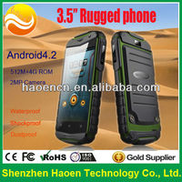 Cheap Android Phones!! 3.5inch Very Cheap Dual Sim Mobile Phone Rugged Android with 2MP Cam 512m+4G ROM A129 Phone