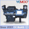 hangzhou 25hp yemoo hermético de pistón tipo abierto copeland en miniatura micro compresor de refrigeración r22