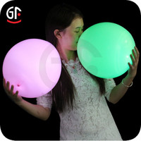 Interior Decoration Promotional Gifts 3 Settings Led Ballon