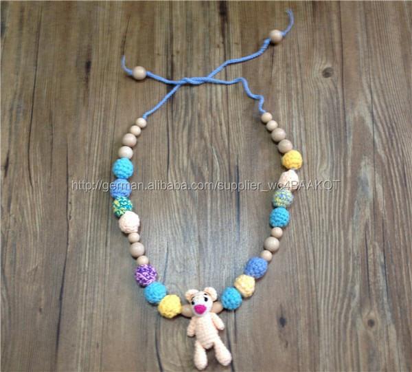 Neuesten design-perlen halskette, modeschmuck halsketten