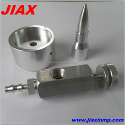 Top quality customized cnc turning aluminum parts,custom aluminum cover and anodized