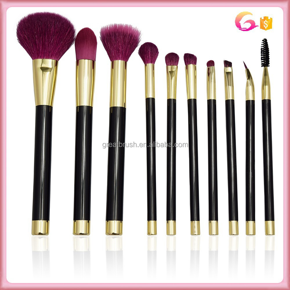 Private Label 10pc Makeup
