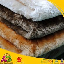 61% Off stocks goods 13mm pile high quality for Turkey carpet plush fabrics faux fur
