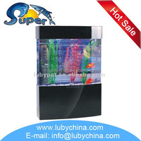 JF Series acrylic sunsun large high quality fish tank aquariums for fish home, with filter and light