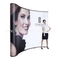 Popular Portable Outdoor Standing Advertising Exhibition,Pop Up Stand