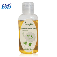 Shampoo & Body Bath Perfume or customized herbal shampoo