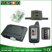 GSM CAN bus dataport Two Way Car Alarm and Keyless Entry system