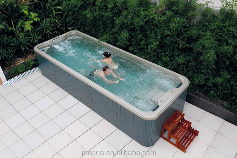 Prefabricated Swimming Acrylic Pools Ws S06b With Cb Ce