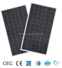 High efficiency home solar energy system solar panel