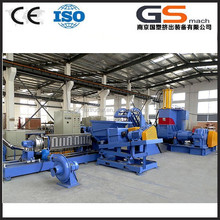 Twin screw extruder plastic compounding machine with price