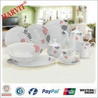 Assessed Supplier Porcelain Flatware Service