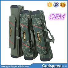 In stock hot selling fishing tackle bag camo fishing tool bag