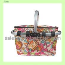 HOTEN Picnic cooler bag, Foldable picnic bags, picnic baskets