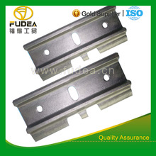 excavator undercarriage part komatsu PC300 -3 track shoe and PC300-3 track pad