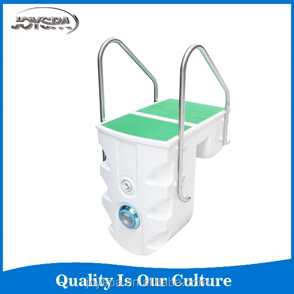 Professional Swimming Pool Equipment Like Wall Mounted Pool Filter Pool Sand Filter Pool
