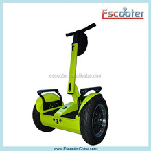 Electric off road kick scooter with big wheel from China manufacturer