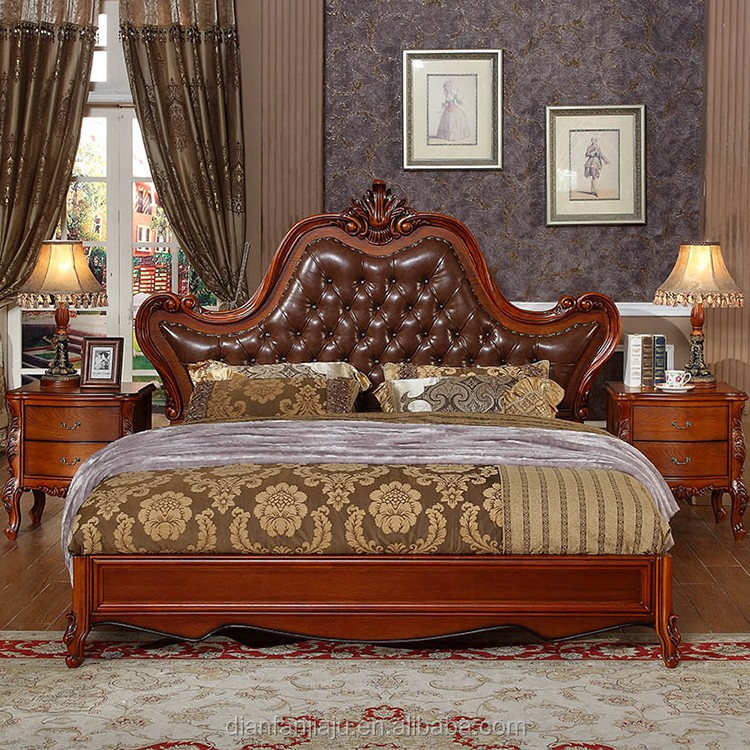 Luxury American Design Bedroom Furniture Sets King Size Bed Set With Cheap  Price - Buy Bed Set,King Size Bed Set,Luxury French Design Bed Set Product  ...