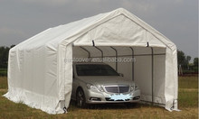 Alibaba supplier of W12'xL24' outdoor metal structure car canopy