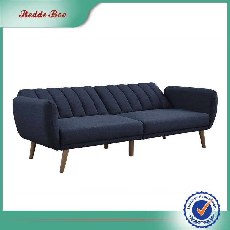 Metal Frame Sofas Fabric Futon Sofa Bed B03 2 1