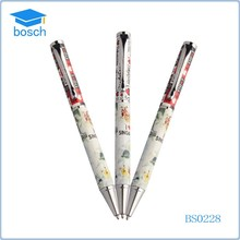 Personalized venice deluxe metal ballpoint Pens