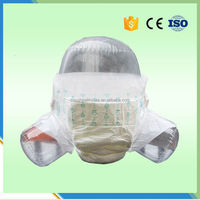 Un Washable B Grade Adult Printed Nappy Diaper wholesale Stock In Hangzhou
