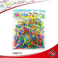 Super quality building block plastic building blocks toys for kids