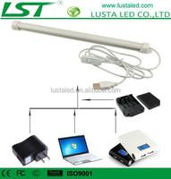 USB Lampe 5V DC Portable Rigid Bar 5W 7W Dimmabel LED USB Strip Light for Laptop USB Lights