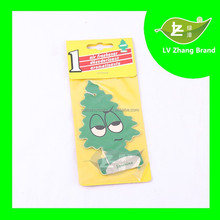 Factory Outlet Paper Cardboard Air Freshener/car paper perfume