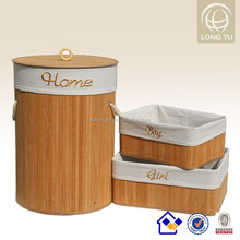 colorful foldable bamboo park hampers login for laundry hamper