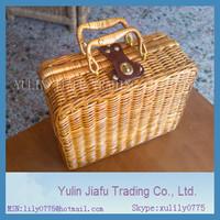 2014hot sale CARTON FAIR bamboo picnic basket