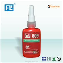 609 Fixing Glue Chemical Resistance Glue