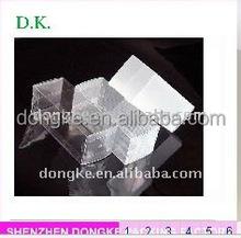 Reusable Transparent Folding Plastic Enclosure Box For Wholesaler
