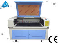hobby laser wood and metal cutting and engraving machine