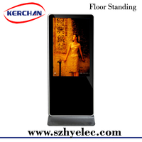 Guangdong shenzhen 46 inch floor standing SD card usb flash drive media player for tv