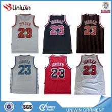 2015 Chicago Jordan Basketball Jersey Wholesale