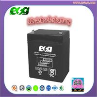 12v4AH lead acid battery Maintenance free battery Storage battery
