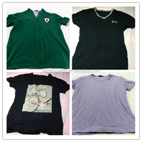 used clothes outlet factory seconds men t shirts good quality stuff
