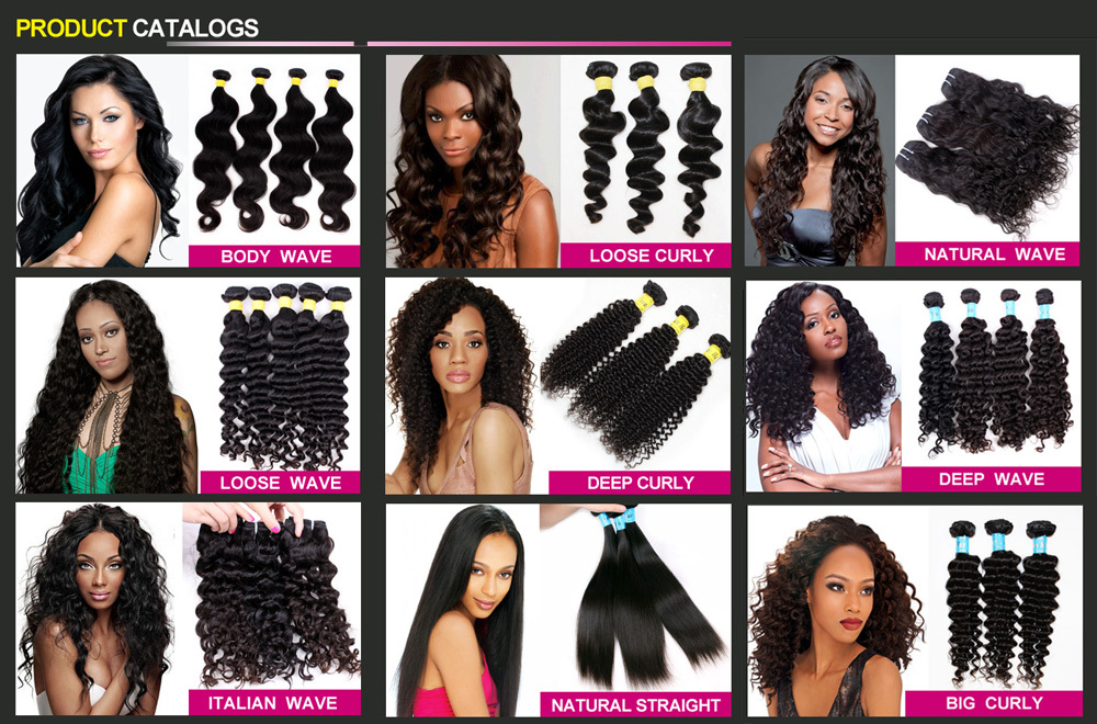 Hair Extension 7a Cheap Virgin Brazilian Hair Weave Curly Cambodian