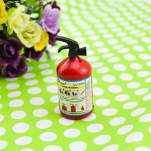 Fire extinguisher styling pencil sharpener/new arrival pencil sharpener /Plastic pencil sharpener