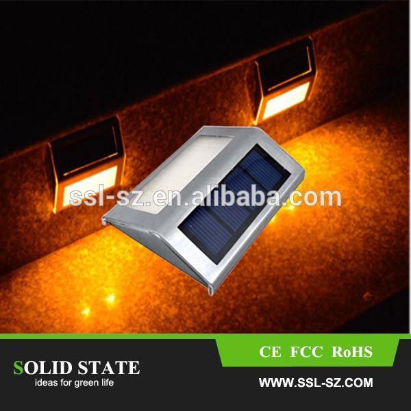 mini jardim de parede:mini solar luzes led jardim lâmpadas de parede-Lâmpadas de parede